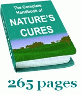 natures cures, health ebook